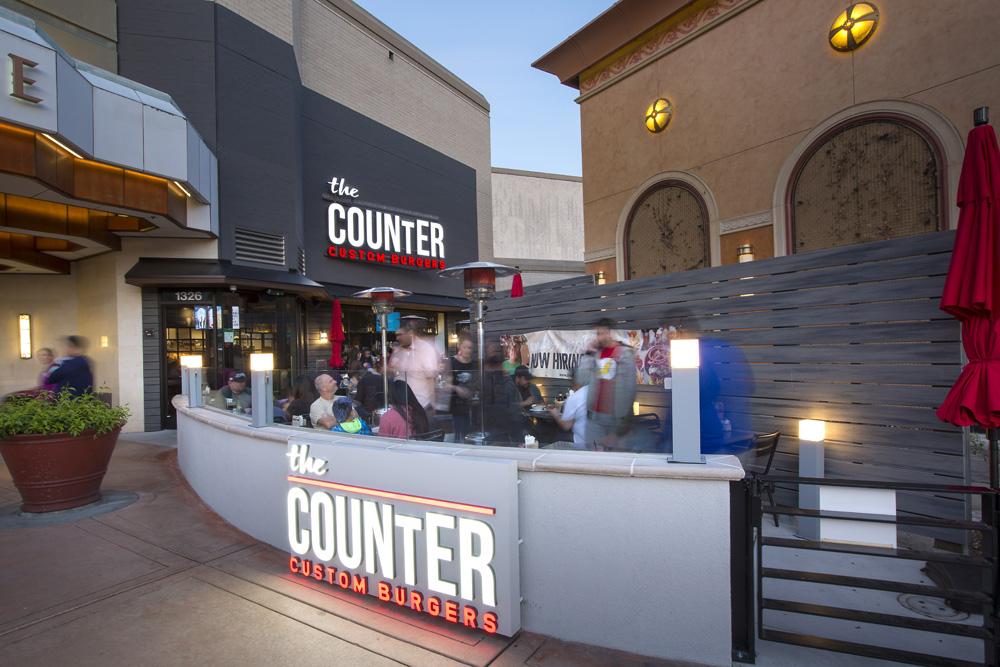 The Counter Custom Burgers in Pleaston, CA