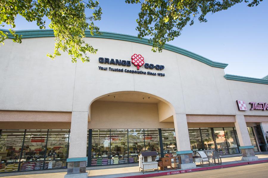 Retail Construction | Grange Co-op | Yuba City, CA | Hilbers Inc.